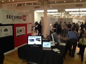 Secured3d 3D Print Show New York 2014
