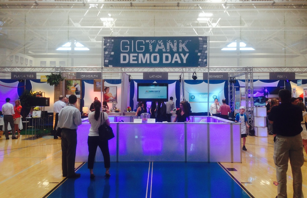 Demo Day GIGTank 2014