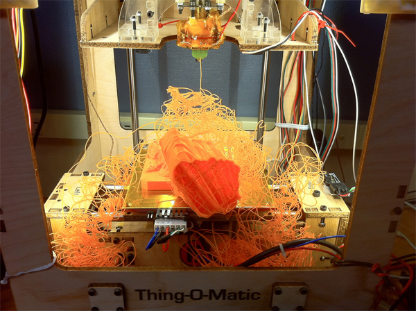Making 3D Printing easy